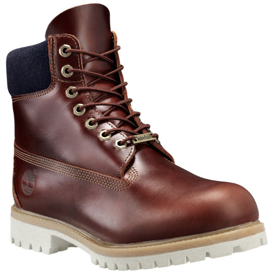 Men's 6-Inch Timberland x Hainsworth Premium Waterproof Boots