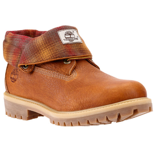 Bottes Timberland Roll top vrai timberland chaussures bateau