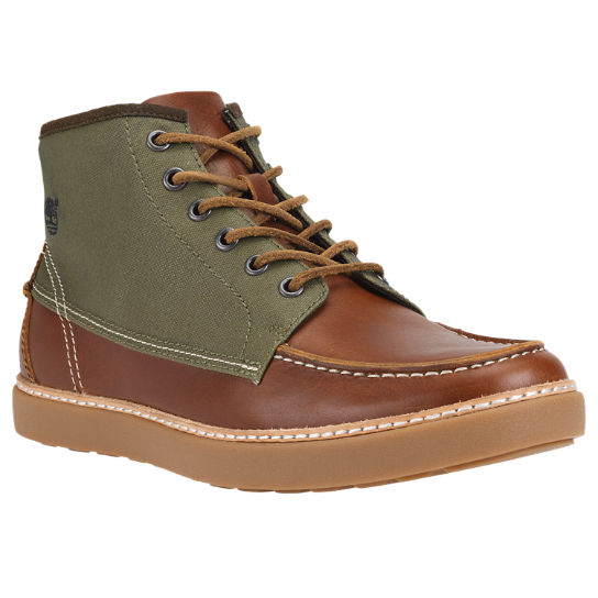 timberland s earthkeepers 174 hudston canvas chukka shoes