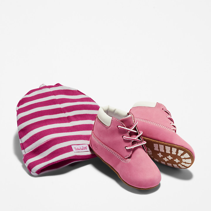 Infant Crib Booties/Cap Set-