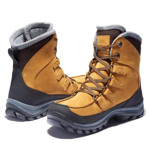anchura amortiguar Murmullo  Men's Chillberg Insulated Waterproof Winter Boots | Timberland CA Store