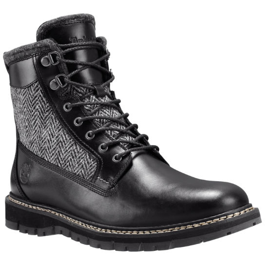 Men's Britton Hill 6-Inch Lined Leather Boots