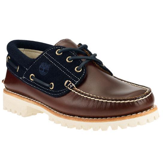 Men's Timberland® 3 Eye Classic Lug Shoes