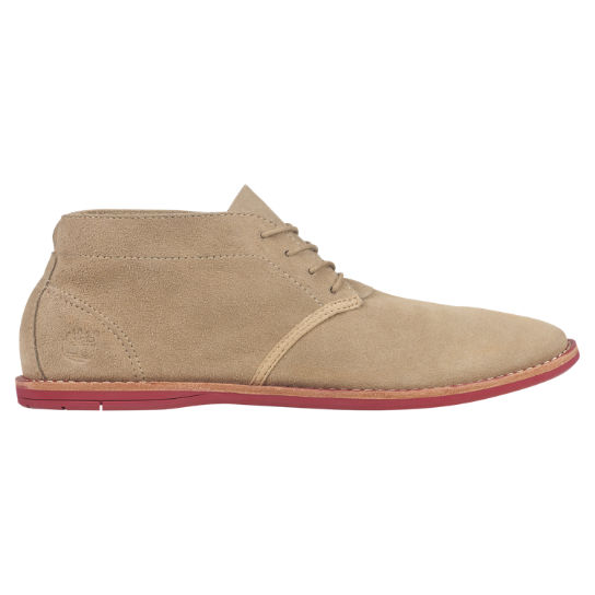 Men's Revenia Suede Chukka Shoes