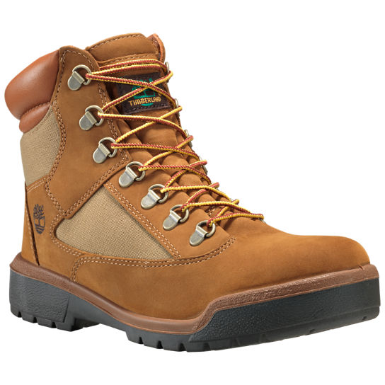 6 inch timberland field boots