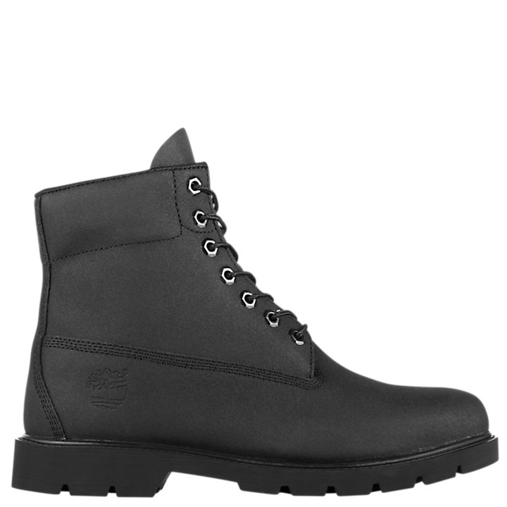 Men's 6-Inch Basic Scuff Proof Waterproof Boots-