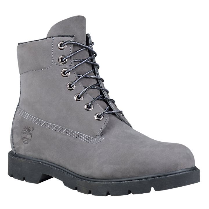 Men's 6-Inch Basic Waterproof Boots-