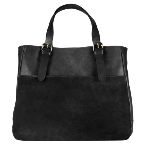 Chestnut Hill Leather Tote Bag-