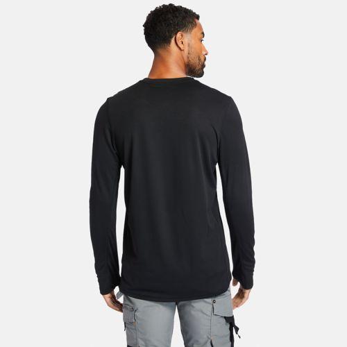 Men's Timberland PRO® Wicking Good Long Sleeve T-Shirt-