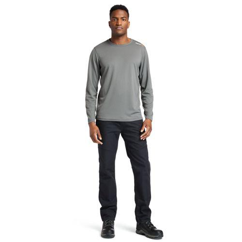 Men's Timberland PRO® Wicking Good Long-Sleeve T-Shirt-