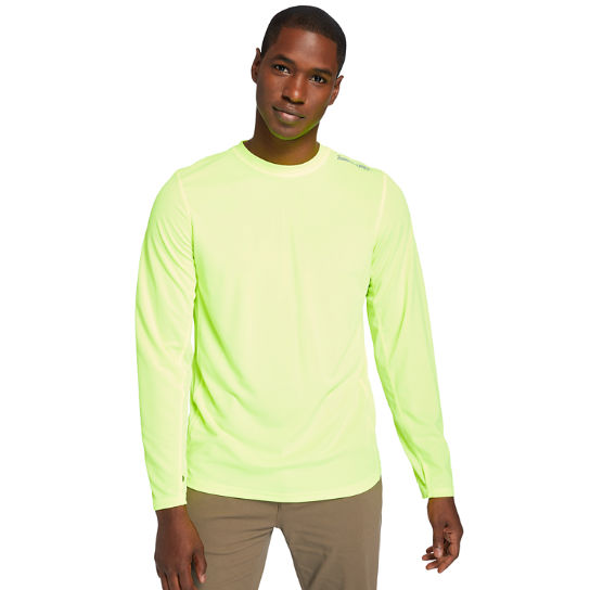 Men's Timberland PRO® Wicking Good Long Sleeve T-Shirt