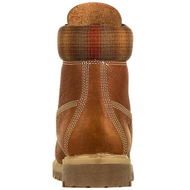 Men's 6-Inch Premium Pendleton® Plaid Waterproof Boots-