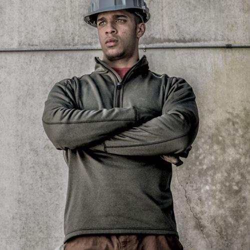 Men's Timberland PRO® Understory Quarter-Zip Fleece Shirt-