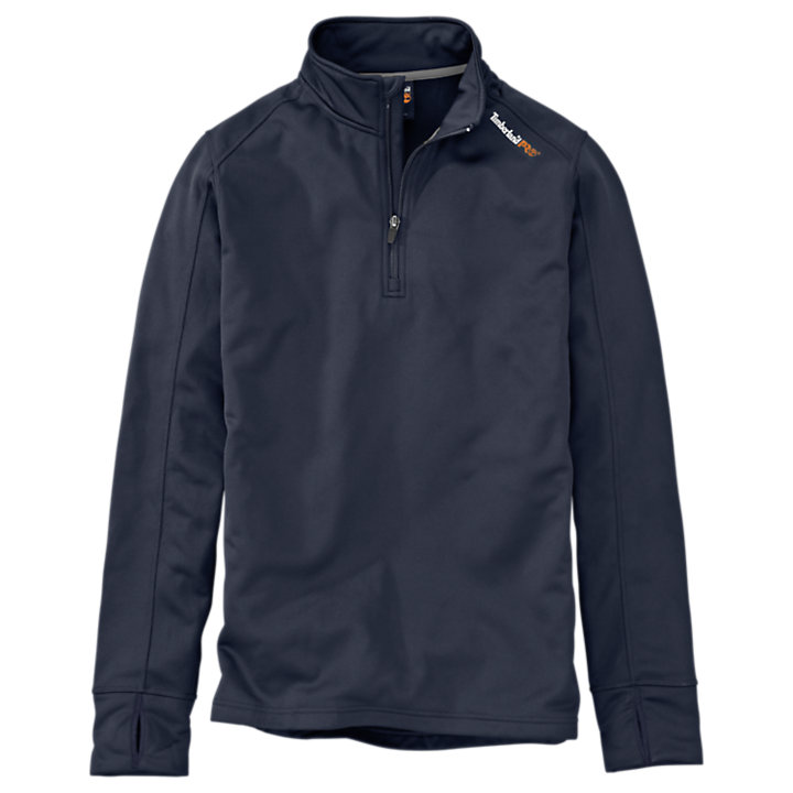 Men's Timberland PRO® Understory Quarter-Zip Fleece Shirt-