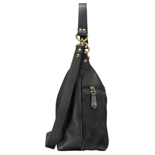 Chestnut Hill Asymmetrical Leather Handbag-