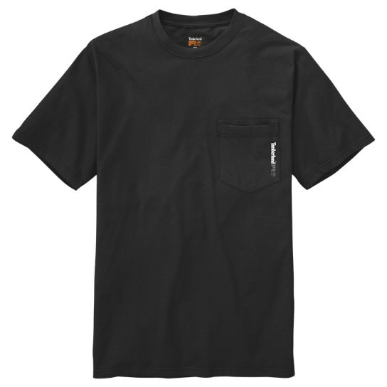 Men's Timberland PRO® Short Sleeve Base Plate Wicking T-Shirt