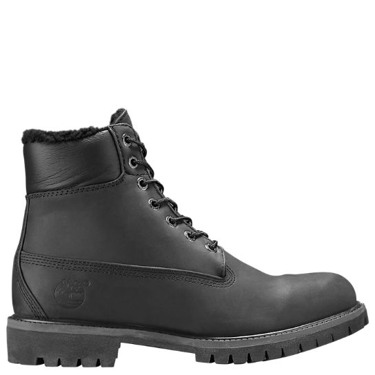 Men's Timberland® Heritage Warm Lined Waterproof Boots