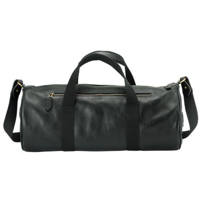 Nantasket Leather Duffle Bag