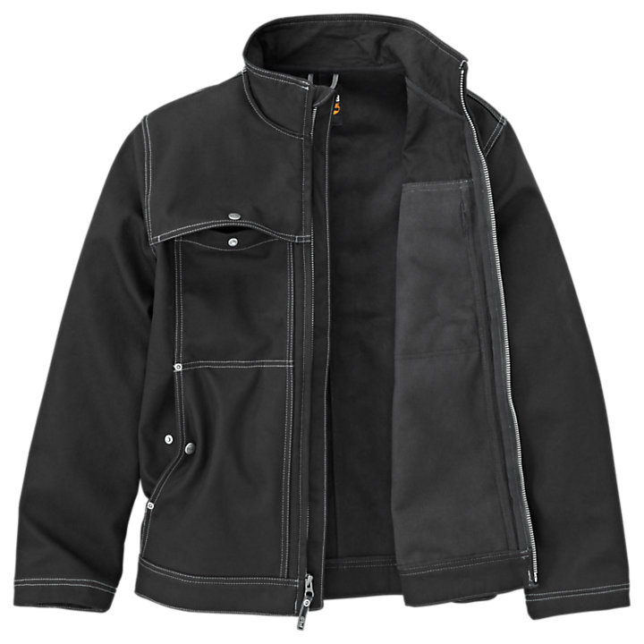 Men's Timberland PRO® Stud-Lee Canvas Windproof Jacket-