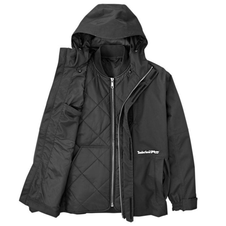 Men's Timberland PRO® 3-in-1 Waterproof Work Jacket-