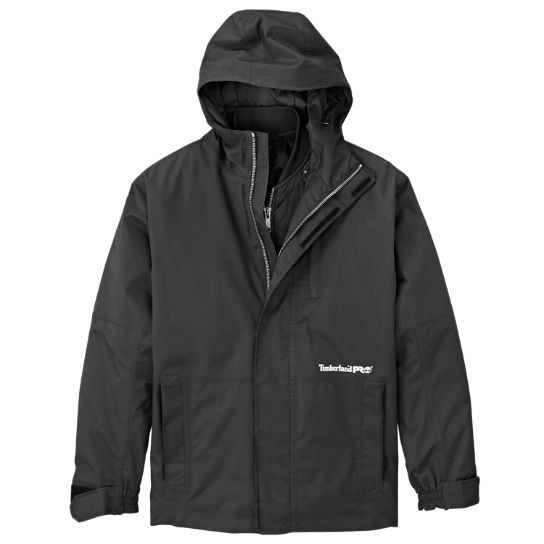Men's Timberland PRO® 3-in-1 Waterproof Work Jacket