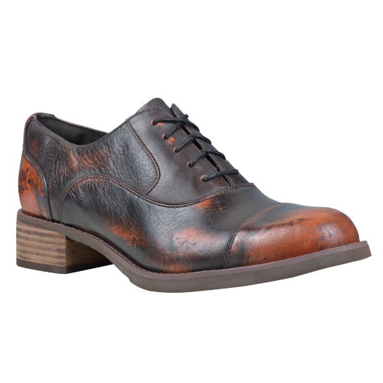 Women s Beckwith Leather Oxford Shoes  7627be0730