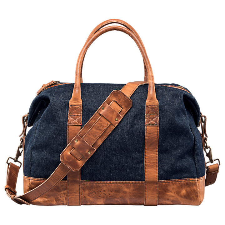 Coulter Denim Duffle Bag-