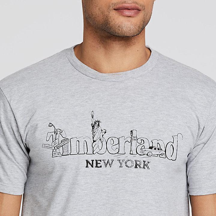 Men's Destination NYC Jersey T-Shirt-
