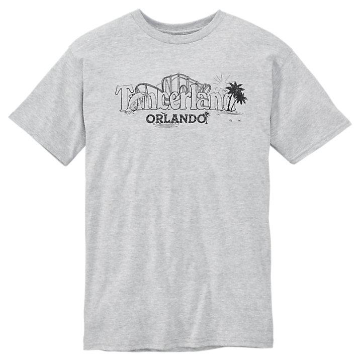 Men's Destination Orlando Jersey T-Shirt-