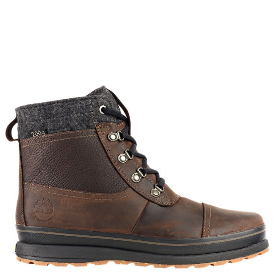 Men's Schazzberg Mid Waterproof Winter Boots