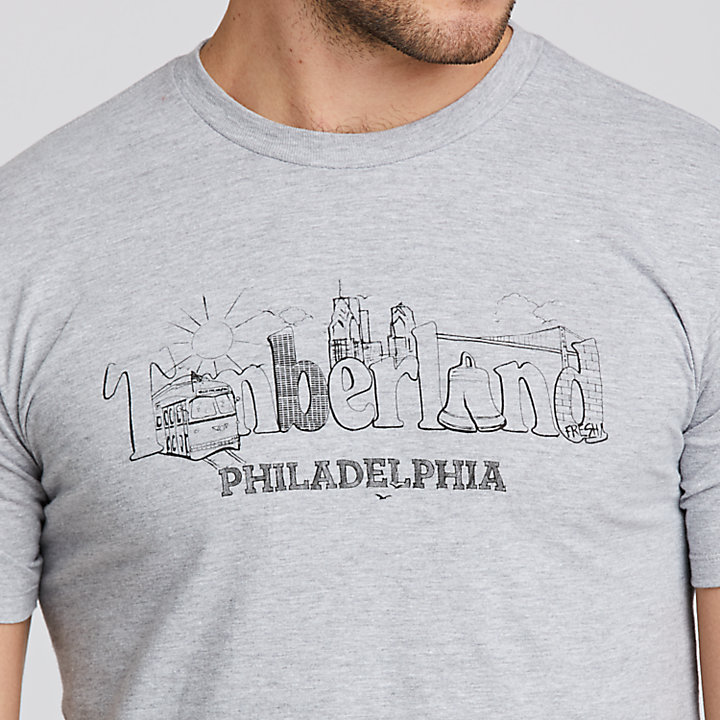Men's Destination Philadelphia Jersey T-Shirt-