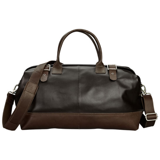 Wodehouse Leather Duffle Bag
