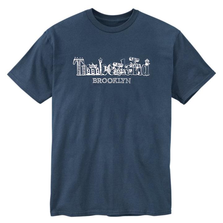 Men's Destination Brooklyn Jersey T-Shirt-
