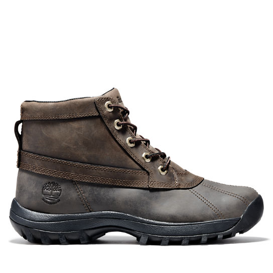 Men's Canard Mid Waterproof Leather Boots