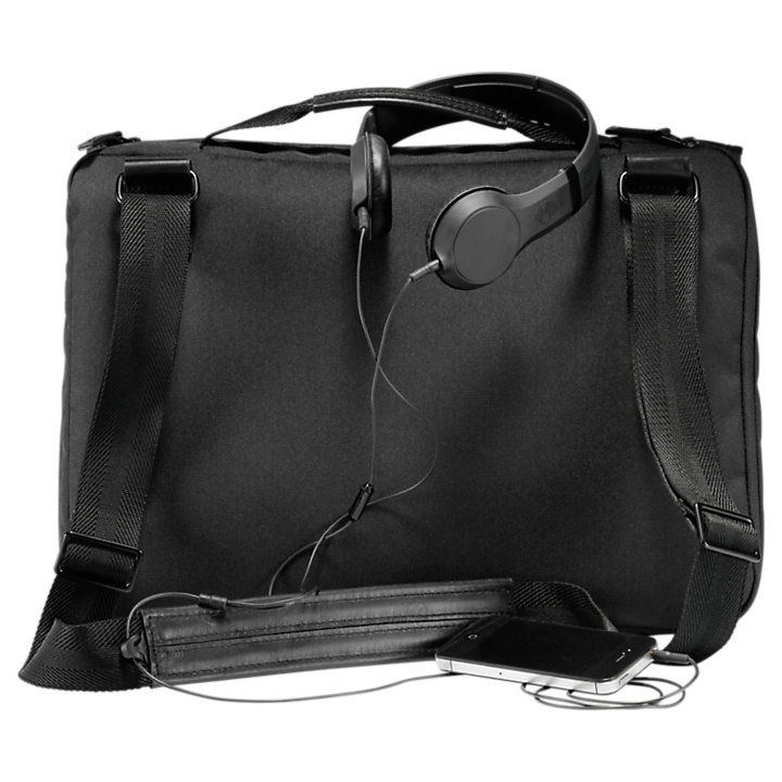 Hallowell Water-Resistant Messenger Bag-