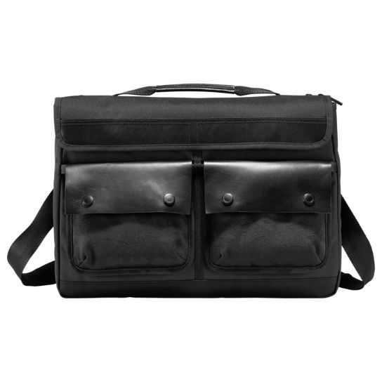 Hallowell Water-Resistant Messenger Bag