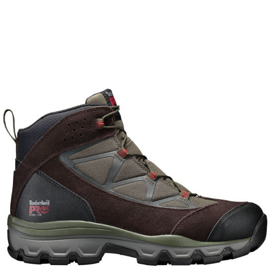 Men's Timberland PRO® Rockscape Steel Toe Work Boots