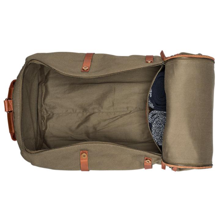 Nantasket Waxed Canvas Duffle Bag-