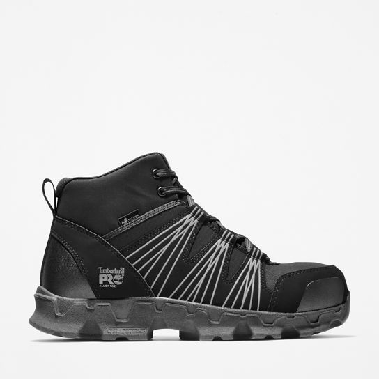Timberland | Men's Timberland PRO Powertrain Alloy Toe ESD Mid ...