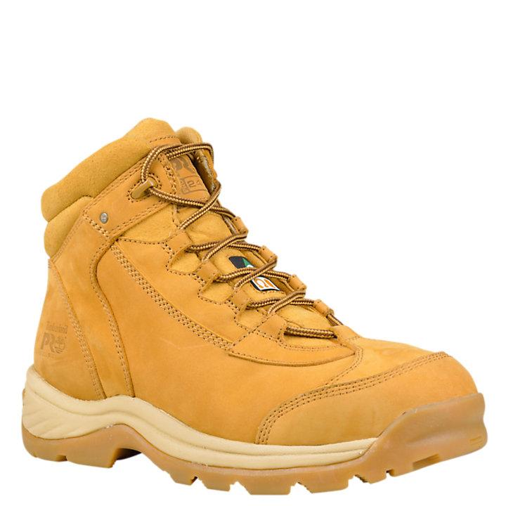 Men's Timberland PRO® Ratchet Steel Toe Work Boots-