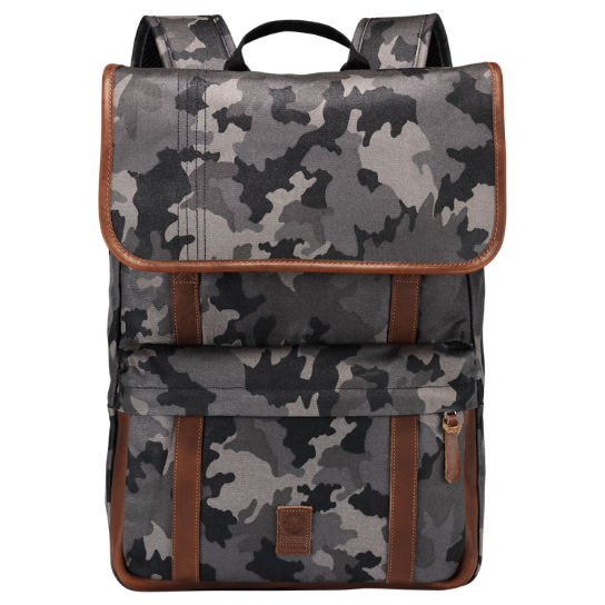 Natick 17-Liter Water-Resistant Graphic Backpack