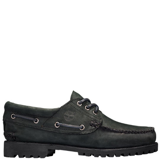 Men's Timberland Authentics 3-Eye Classic Lug Shoes