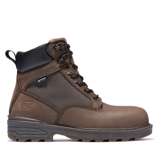 "Men's Timberland PRO® Resistor 6"" Comp Toe Work Boots"