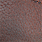 Red Brown Tumbled Full-Grain