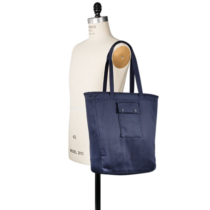Illustrator Water-Resistant Canvas Tote Bag-