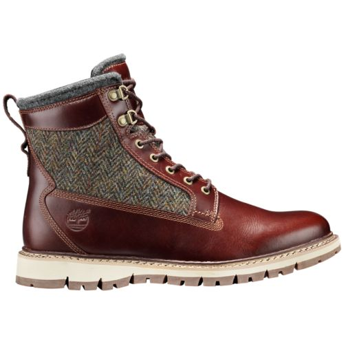 Men's Britton Hill 6-Inch Lined Leather Boots-