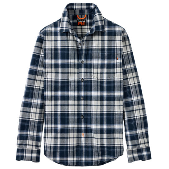 Men's R-Value Flannel Work Shirt