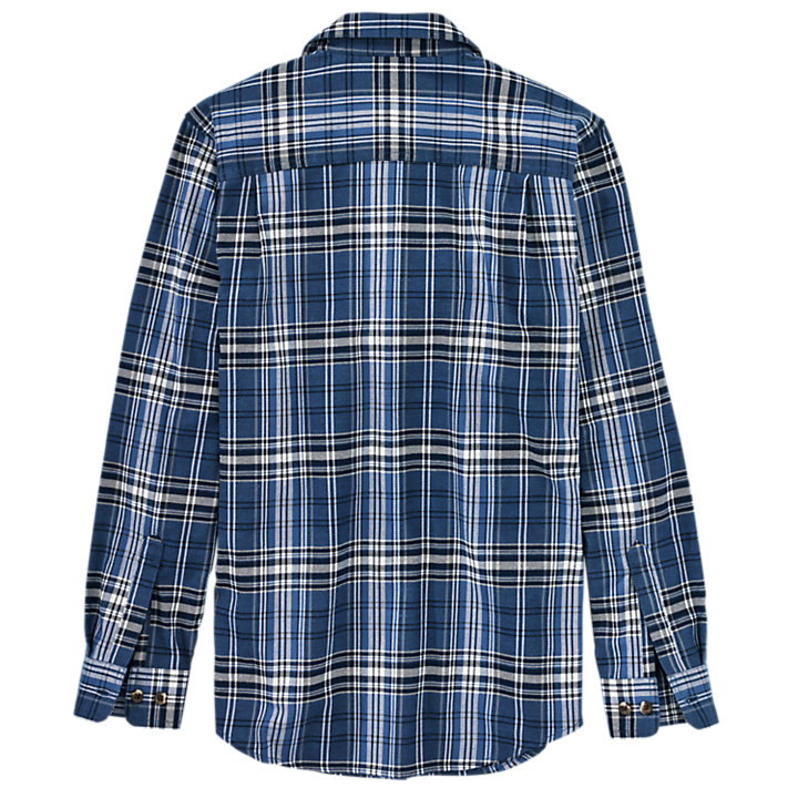 Men's Timberland PRO® R-Value Flannel Work Shirt-