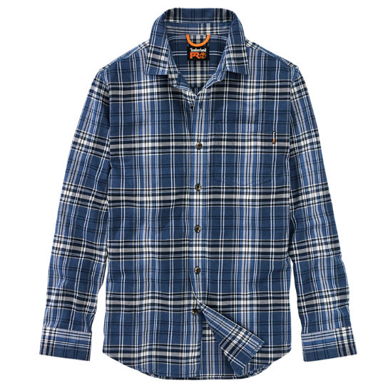 Men's Timberland PRO® R-Value Flannel Work Shirt