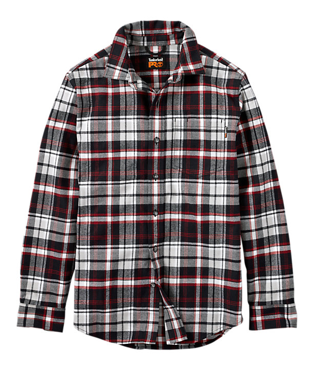 Men's R-Value Flannel Work Shirt-